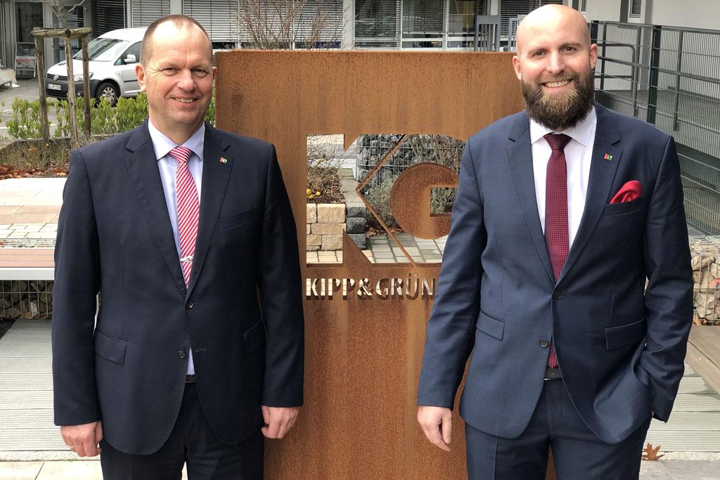 Geschäftsführer Kipp & Grünhoff