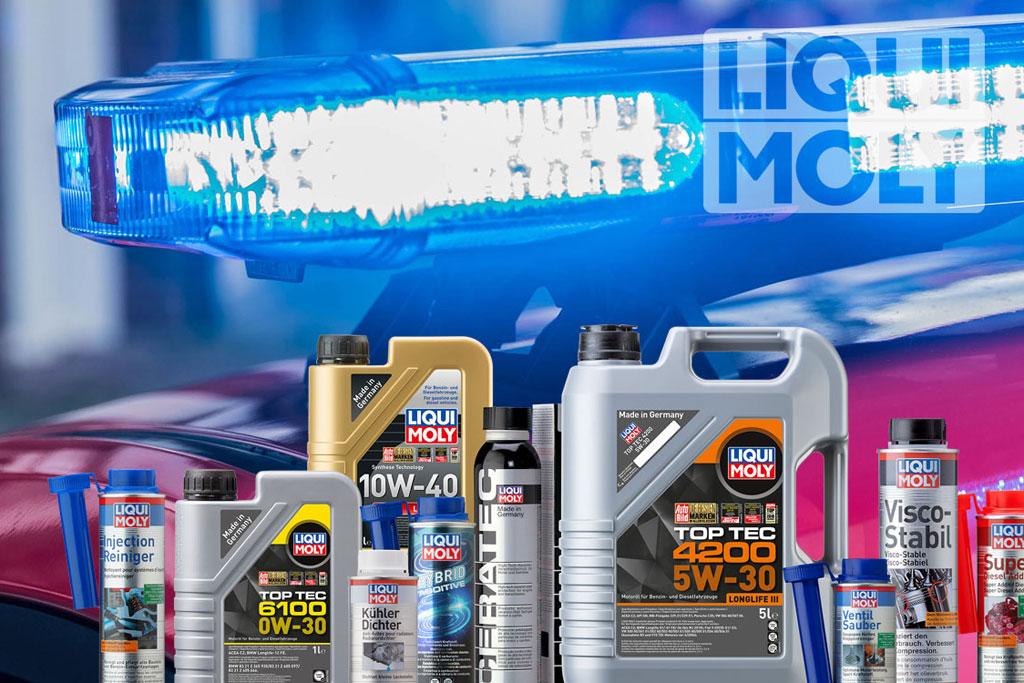 Öle, Additive und Autopflegeprodukte