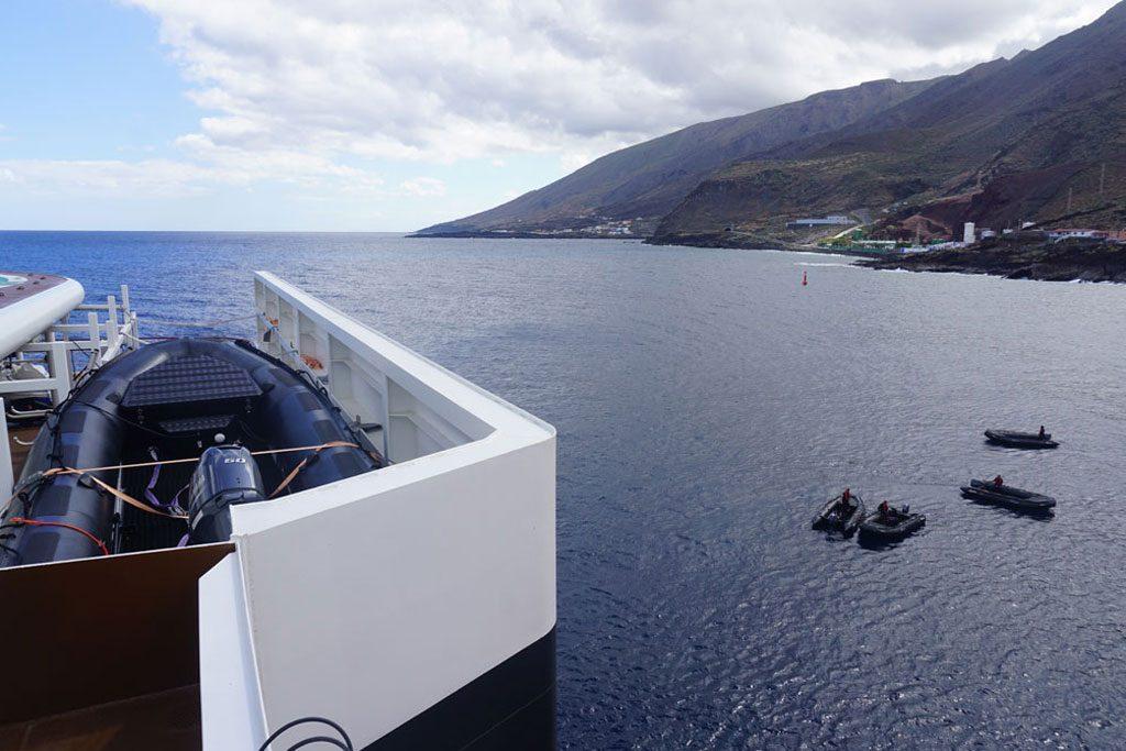 Kanaren Inselhopping Tour mit Nicko Cruises